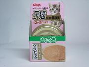 子猫のための健康缶かつお 12ヶ月ごろまで