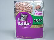 カルカン味わいセレクト 12ヶ月までの子猫用まぐろ