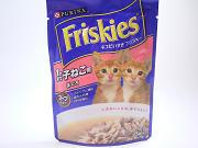 フリスキー1才まで子猫用まぐろ