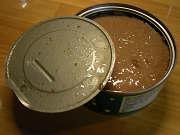 ソリッドゴールド チキン七面鳥白身魚レバー缶